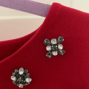Talbots Tops - Talbots embellished top, 3X PETITE